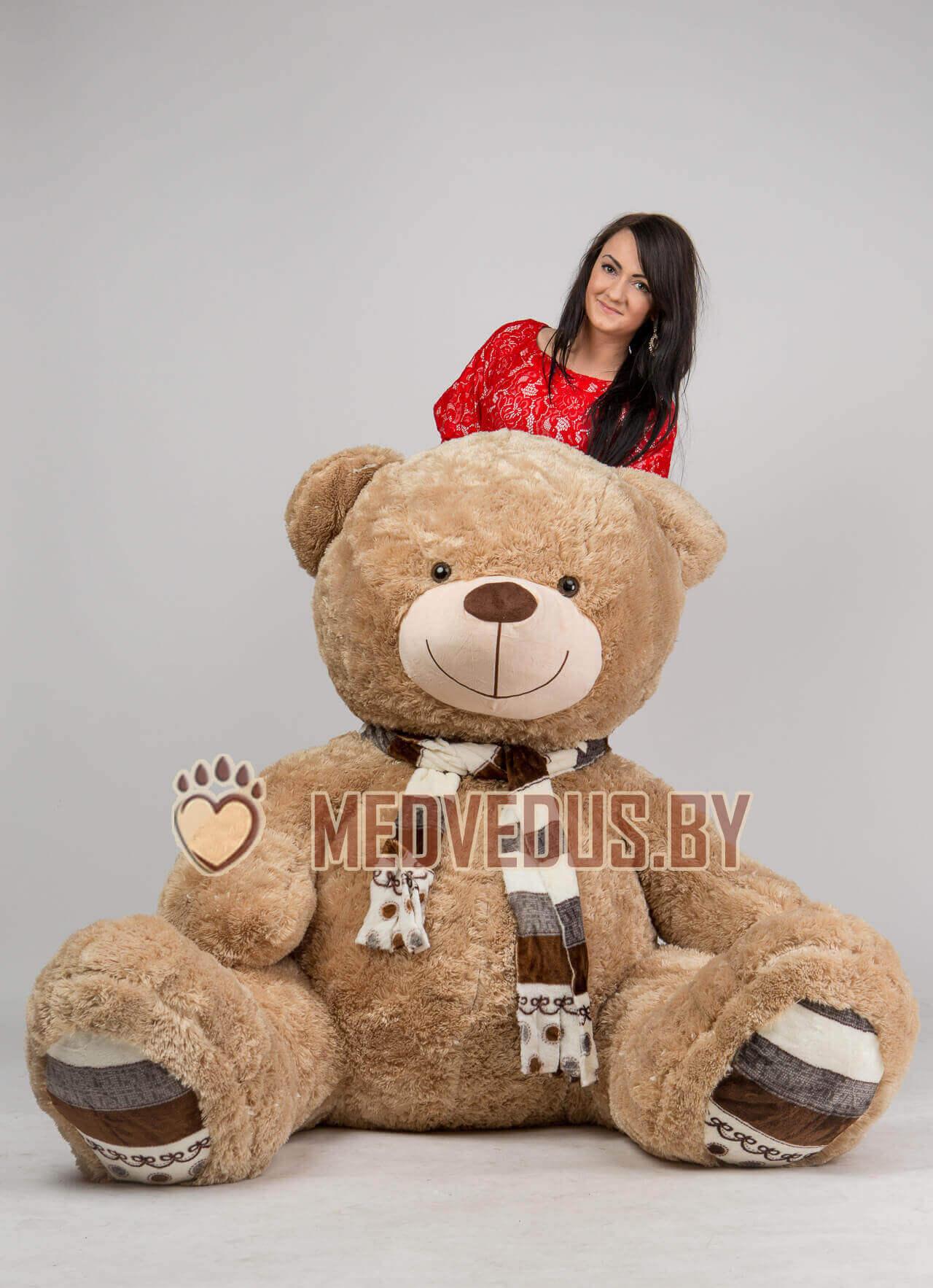Купить плюшевого медведя в Новогрудке