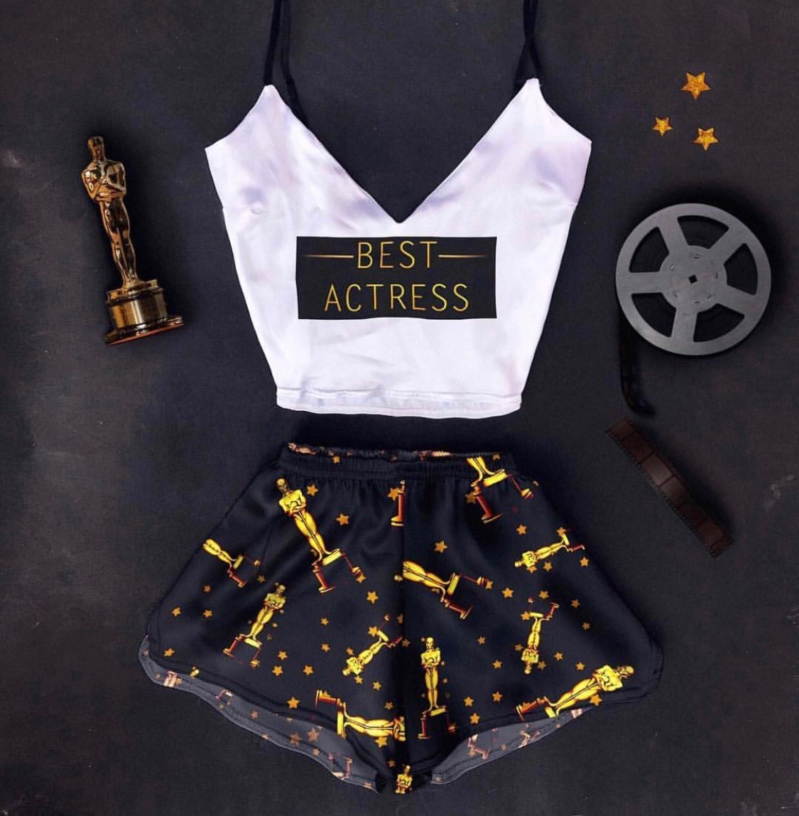 Шелковая пижама Бест Актрисс