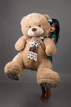 Купить медведя плюшевого