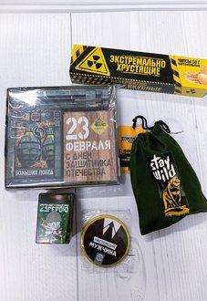 """Подарочный бокс , набор""""Умелец""""  M02 для мужчины купить в Минске"""