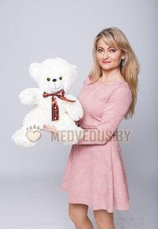 Мишка плюшевый Феликс 60 см, Кремовый