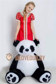 Плюшевая игрушка панда