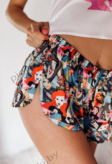 Шелковая пижама Принцесса