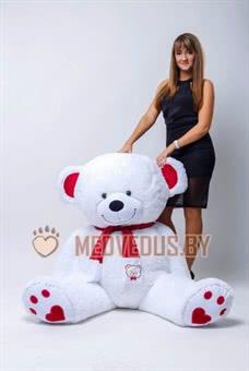 Медведь My love 200 см белый мишка