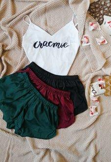 Шелковая пижама Счастье